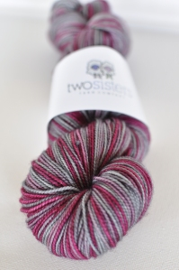 Huckleberry Jam Skein 2