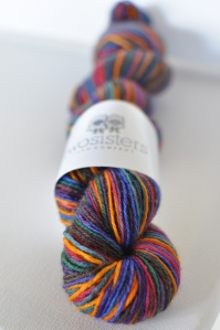 Royal Rainbow Skein
