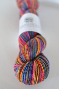 Hot Flash Skein
