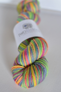 Neon is the New Grey Skein