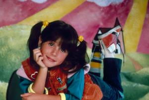 PUNKY BREWSTER -- SEASON 1 -- Pictured: Soleil Moon Frye as Penelope 'Punky' Brewster -- Photo by: NBCU Photo Bank